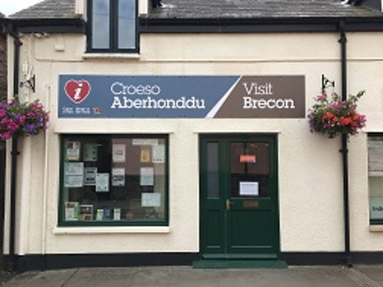 Visit Brecon Shop